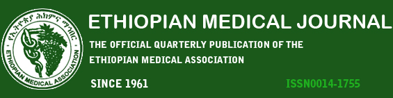 Ethiopian Medical Journal